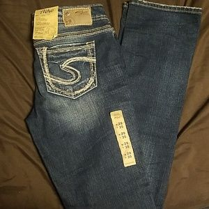Brand new! Silver Jean's